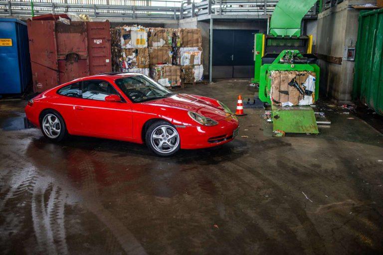 Porsche 996 te koop