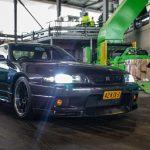 Nissan Skyline R33 GTR te koop
