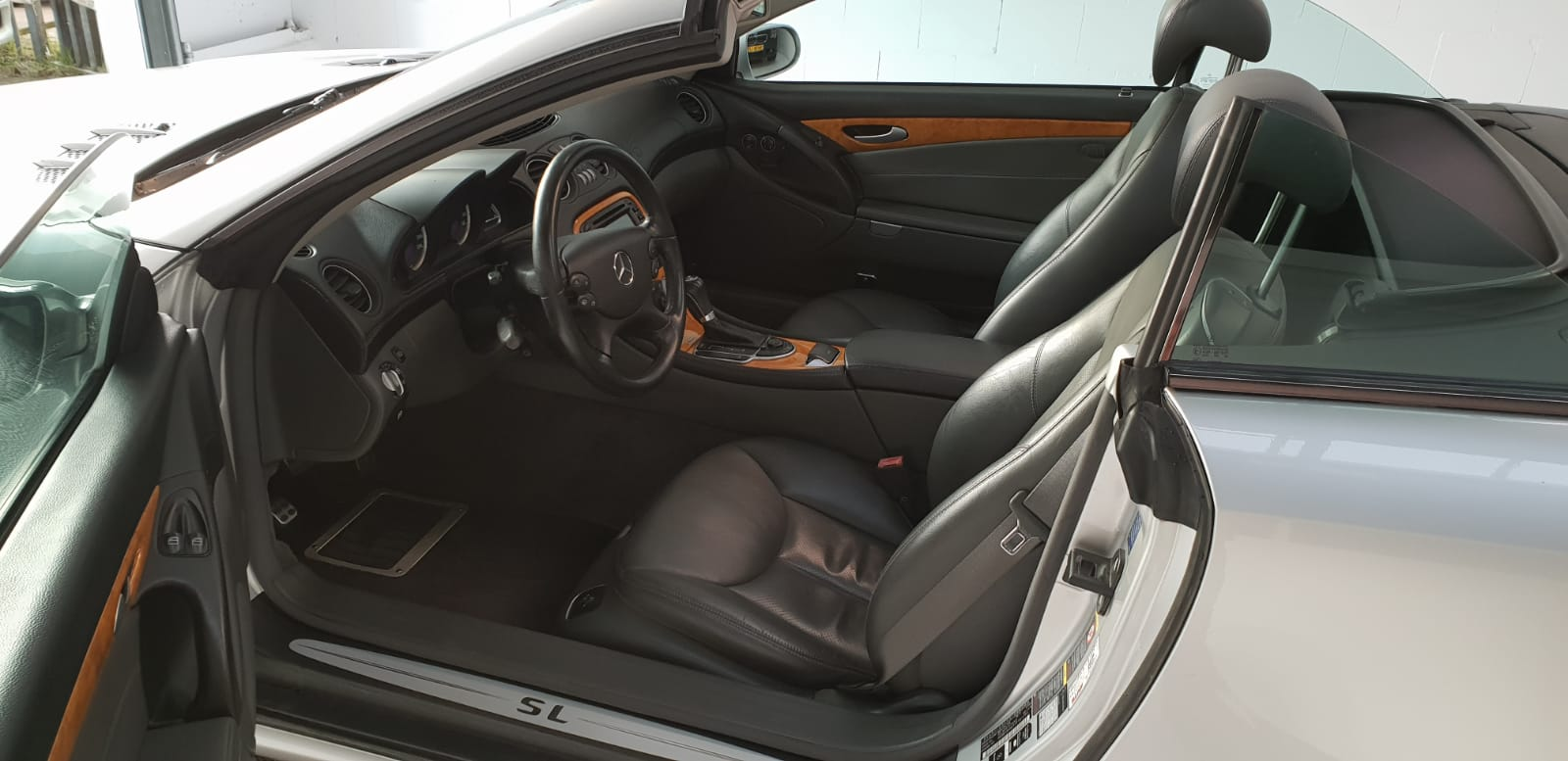 Mercedes SL 350