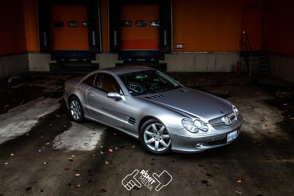 Mercedes Benz SL350