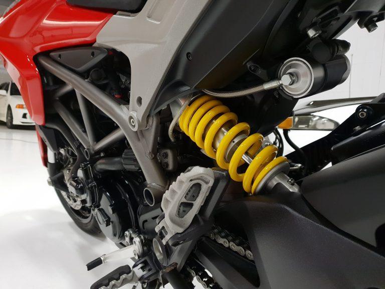 Ducati Hyperstrada te koop