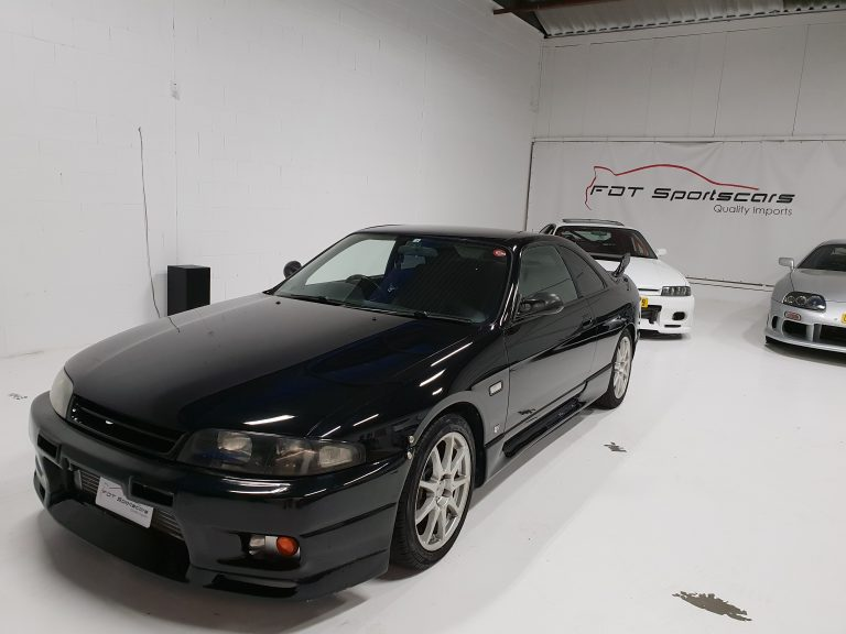 Nissan Skyline R33 GTST Turbo Spec 2