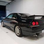Skyline R33 GTST turbo