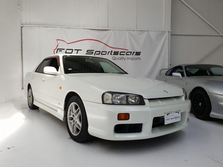 Nissan Skyline R34 GT
