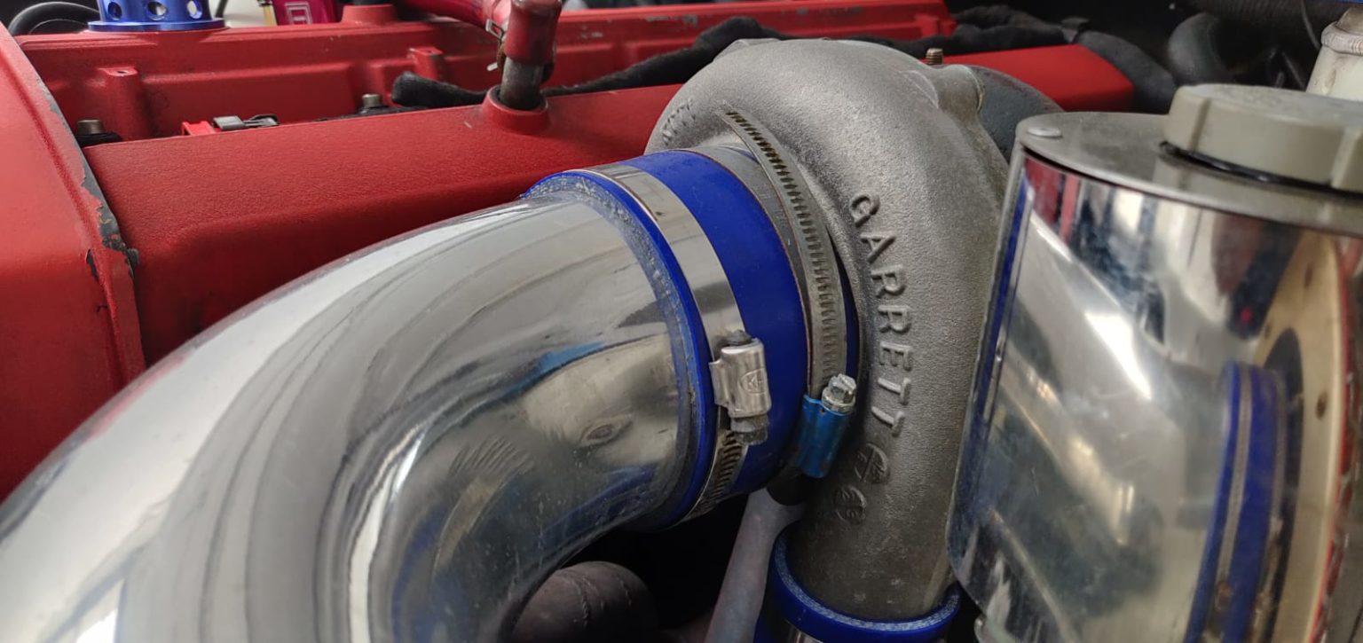 Nissan Skyline R33 GTST 500pk