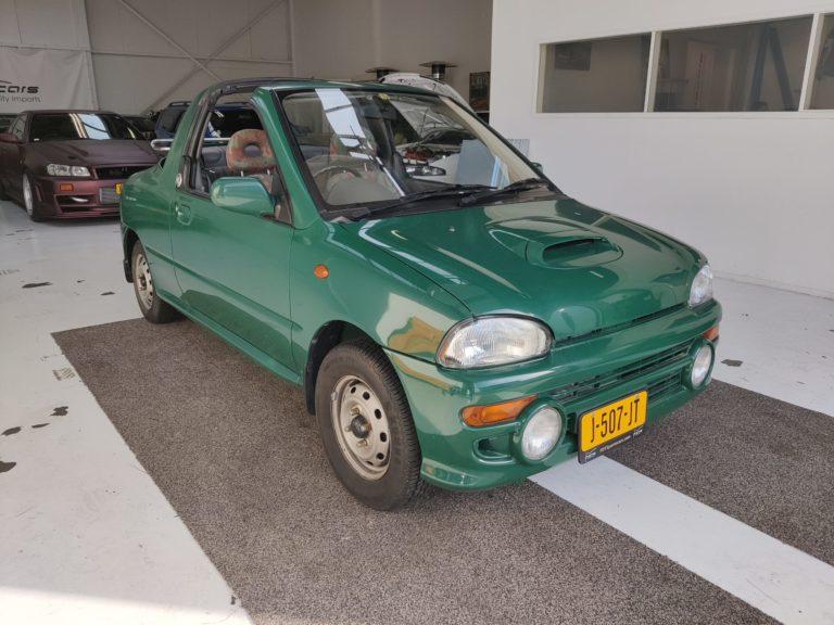 Subaru Vivio T-Top cabrio