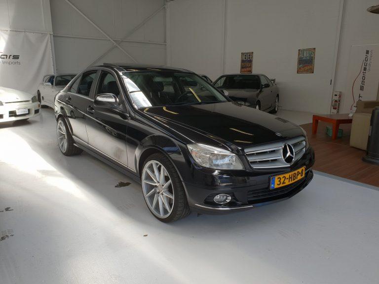 Mercedes C-Klasse C350 Benzine