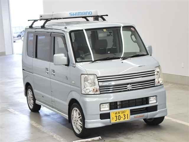 Suzuki Every Wagon Turbo 4WD
