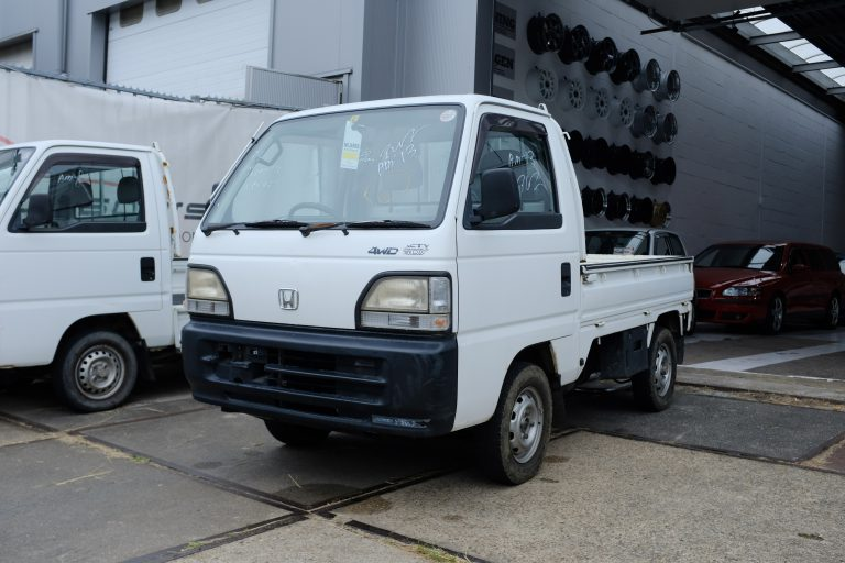 Honda Acty 4WD Pickup