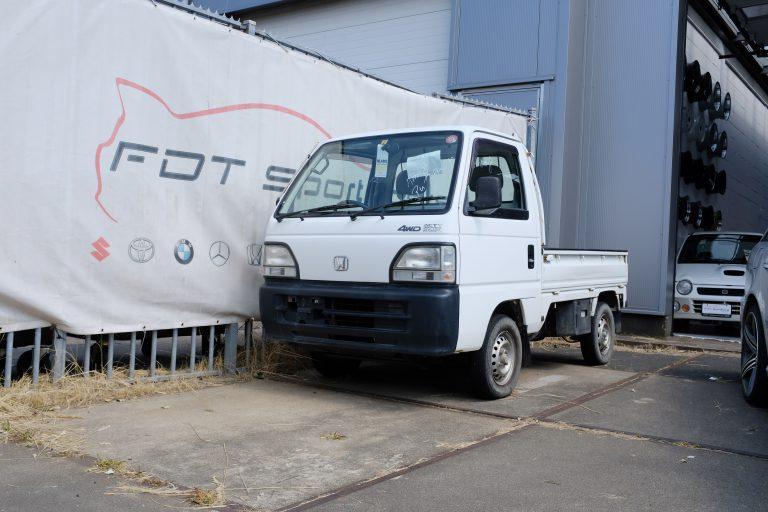 Honda Acty 4WD