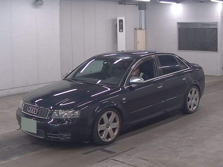 Audi S4 4.2 V8