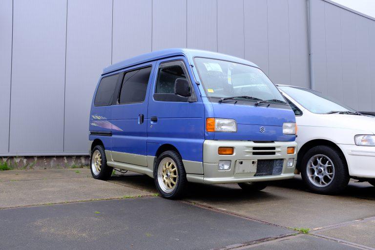 Suzuki Every Joy Pop 4WD Turbo