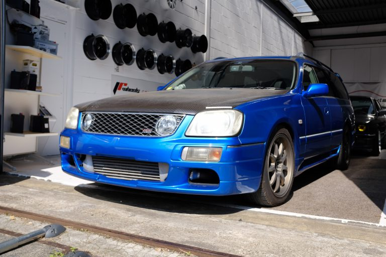 Nissan Stagea 25t RS-FOUR S 4WD