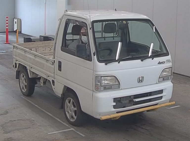 Honda Acty Town 4WD